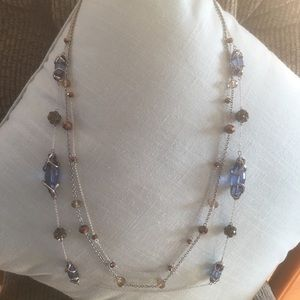 Jewelry - Beautiful 3 strand necklace excellent quality NEW